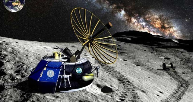 The billionaire's race to harness the moon's resources